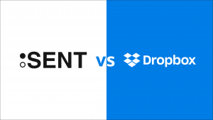 SENT vs. Dropbox