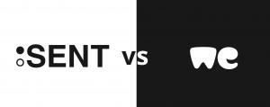 wetransfer vs sent