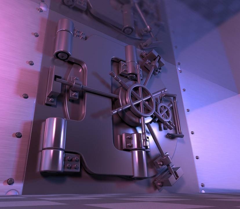 Vault Door - IT Security